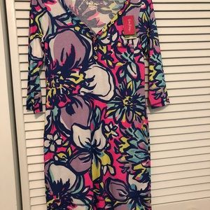 Lilly Pulitzer Dresses - Lilly Pulitzer Palmetto Catwalkin dress, Small